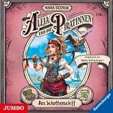 Das Schattenschiff / Aleja und die Piratinnen Bd.1 (4 Audio-CDs)