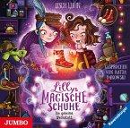 Die geheime Werkstatt / Lillys magische Schuhe Bd.1 (Audio-CD)