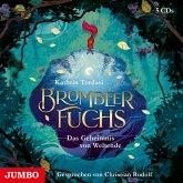 Brombeerfuchs - Das Geheimnis von Weltende, 4 Audio-CD