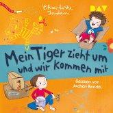 Mein Tiger zieht um und wir kommen mit (MP3-Download)
