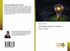 Generating Ideas For Success - Akinteye, Akinwumi