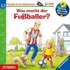 Wieso? Weshalb? Warum? junior. Was macht der Fußballer? (MP3-Download)