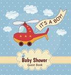 It's a Boy! Baby Shower Guest Book