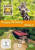 Elefant, Tiger & Co. - Happy Birthday, Afrika!, 1 DVD