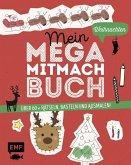 Mein Mega-Mitmach-Buch Weihnachten (Mängelexemplar)