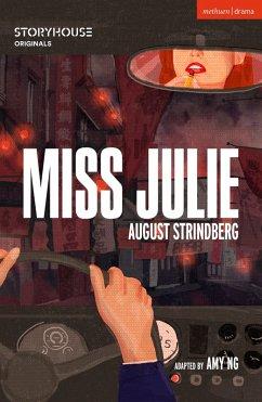 Miss Julie (eBook, ePUB) - Strindberg, August
