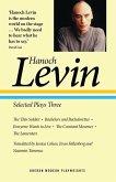 Hanoch Levin: Selected Plays Three (eBook, ePUB)