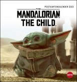 The Mandalorian Postkartenkalender 2021
