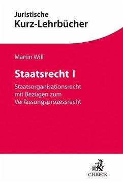 Staatsrecht I - Will, Martin