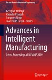 Advances in Intelligent Manufacturing: Select Proceedings of Icfmmp 2019