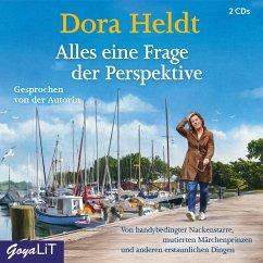 Alles eine Frage der Perspektive, 2 Audio-CD - Heldt, Dora