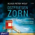 Ostfriesenzorn / Ann Kathrin Klaasen ermittelt Bd.15 (4 Audio-CDs)