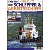 ModellWerft-Highlights Schlepper & Arbeitsschiffe
