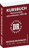 Kursbuch der Deutschen Reichsbahn 1987/1988