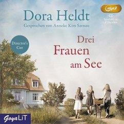 Drei Frauen am See, MP3-CD - Heldt, Dora