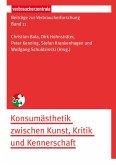 Beiträge zur Verbraucherforschung Band 11 (eBook, PDF)