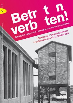 Betreten verboten (eBook, PDF)
