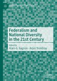 Federalism and National Diversity in the 21st Century (eBook, PDF)