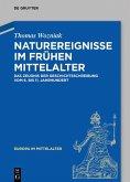 Naturereignisse im frühen Mittelalter (eBook, ePUB)
