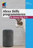 Alexa Skills programmieren für Amazon Echo & Co. (eBook, PDF)