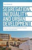 Segregation, Inequality, and Urban Development (eBook, PDF)