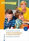 Schüler mit Hörschädigung im inklusiven Unterricht (eBook, ePUB)