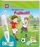 BOOKii® WAS IST WAS Junior Auf geht´s zum Fußball! (Mängelexemplar)