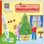 BOOKii WAS IST WAS Kindergarten Frohe Weihnachten! (Mängelexemplar)
