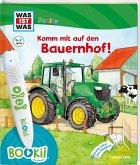 BOOKii® WAS IST WAS Junior Komm mit auf den Bauernhof! (Mängelexemplar)
