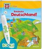 BOOKii® WAS IST WAS Junior Entdecke Deutschland! (Mängelexemplar)