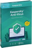Kaspersky Anti-Virus 2020 3 PCs 1 Jahr