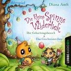 Die kleine Spinne Widerlich - Der Geburtstagsbesuch & Das Geschwisterchen (MP3-Download)