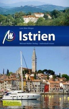 Istrien (Mängelexemplar) - Marr-Bieger, Lore