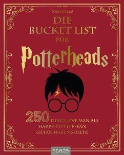 Die Bucket List für Potterheads - Grimm, Tom