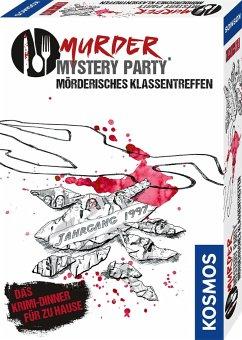 Murder Mystery Party - Mörderisches Klassentreffen (Spiel)