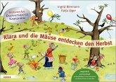 Klara und die Mäuse entdecken den Herbst. Bildkarten fürs Erzähltheater Kamishibai