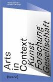 Arts in Context - Kunst, Forschung, Gesellschaft