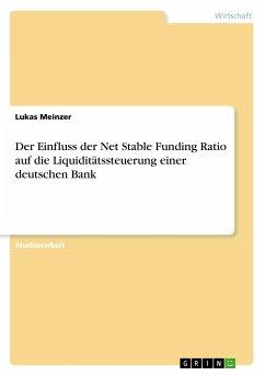 Der Einfluss der Net Stable Funding Ratio auf die Liquiditätssteuerung einer deutschen Bank