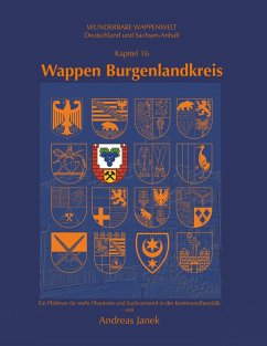 Wappen Burgenlandkreis (eBook, ePUB)