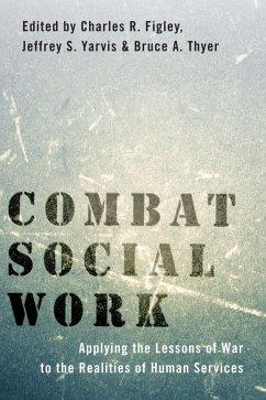 Combat Social Work (eBook, ePUB)