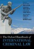 The Oxford Handbook of International Criminal Law (eBook, ePUB)