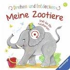 Drehen und Entdecken: Meine Zootiere (Mängelexemplar)