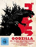 Godzilla Ltd.12-Dics Collector's Edition Collector's Edition