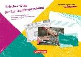 Perfekt organisiert im Kita-Team / Frischer Wind für die Teambesprechung