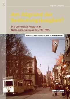 Am Abgrund der Bedeutungslosigkeit? (eBook, PDF) - Detjens, Florian