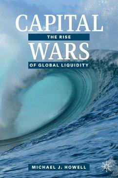 Capital Wars (eBook, PDF) - Howell, Michael J.