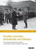 Preußen zwischen Demokratie und Diktatur (eBook, PDF)