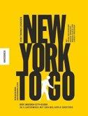 New York to go (Mängelexemplar)