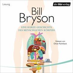 Eine kurze Geschichte des menschlichen Körpers (MP3-Download) - Bryson, Bill