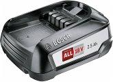 Bosch PBA 18V 2,5 Ah Akku smart series